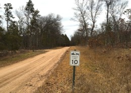 Crivitz Land for Sale: ATV: snowmobile Trail 1